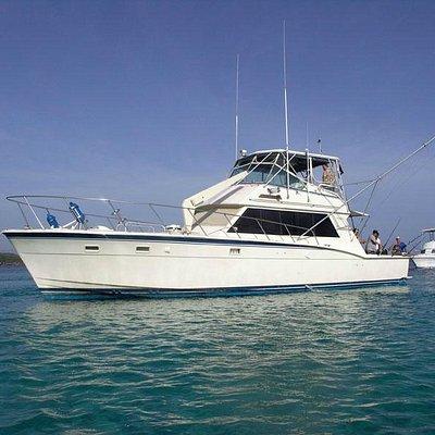 nicest boat around sosua