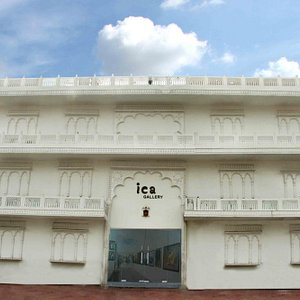 Ica Gallery- view from outside