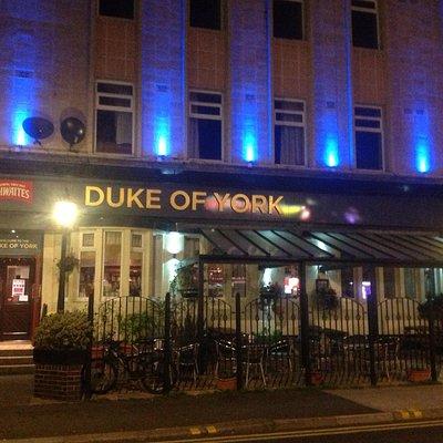 Duke of York frontage