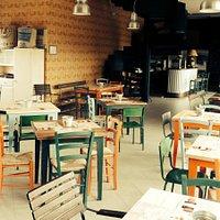 Il nostro ristorante....la vostra casa...