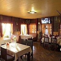 """Малый зал. Ресторан """"Особняк"""" г.Звенигород."""