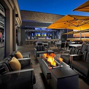 Topgolf Rooftop Terrace Bar