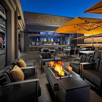 Topgolf Rooftop Terrace Bar