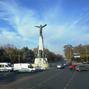 The Romanian Airmen Heroes Memorial, Eroilor Aerului', Bucareste