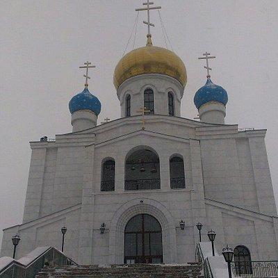 Храм Новомученников Российских