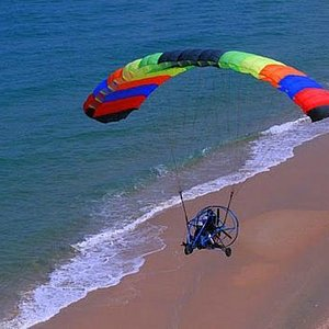 powered parachute in israel