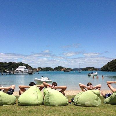 Otehei Bay