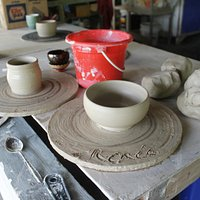 Bowls made on the wheel