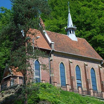 Kościół św.Kingi w Żegiestowie-Zdroju