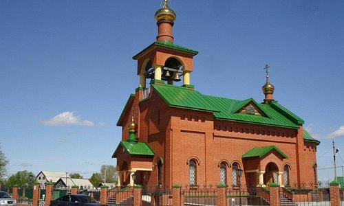 Храм в честь Рождества Иоанна Предтечи