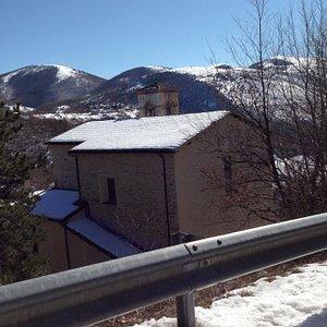 Cancelli, santuario SS Pietro e Paolo foligno