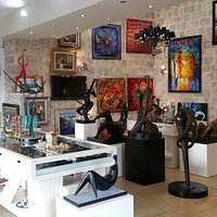 Olive Tree Gallery Safed ISRAEL