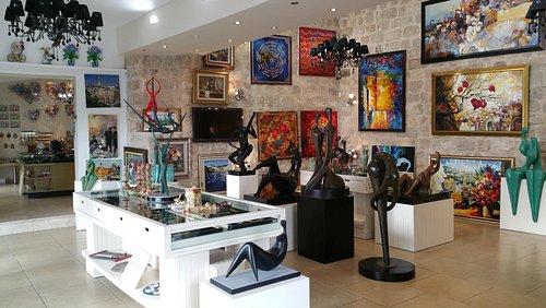 Olive Tree Gallery Safed ISRAEL