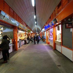 Mercado Central de Abastos de San Francisco, Jaén