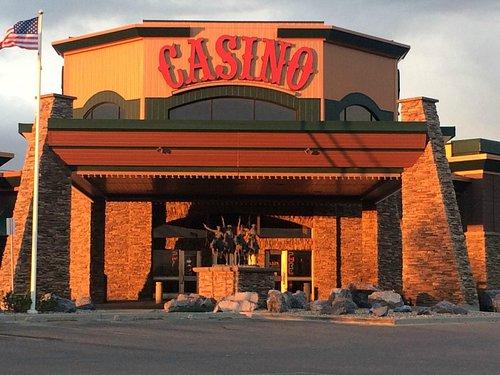 front of Casino Lethbridge