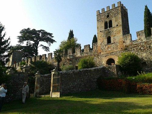 Castellaro Lagusello: Il Castello