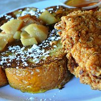 The Marietta Local Chicken and French Toast