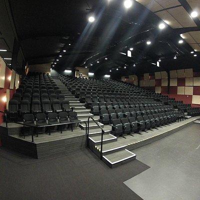 Live Show Auditorium