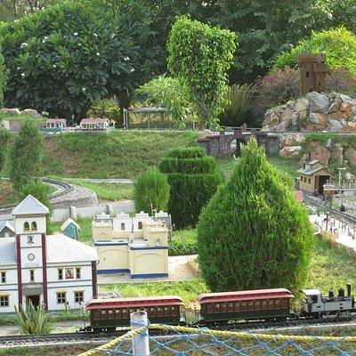 India's only Garden Railway