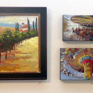 Nancy Dodds Gallery, Carmel, Ca