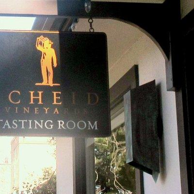Scheid Vineyards Carmel Tasting Room, Carmel, Ca
