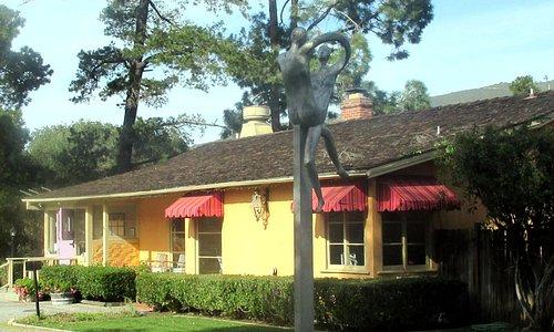 Heller Estate Organic Vineyards, Carmel Valley, Ca