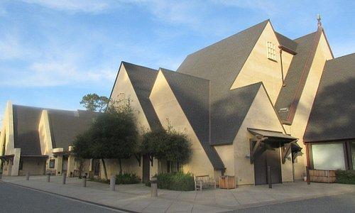 Sunset Cultural Center, Carmel, Ca