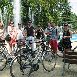 Budapest Bike Breeze bike tour