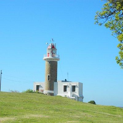 El faro de Punta Carretas