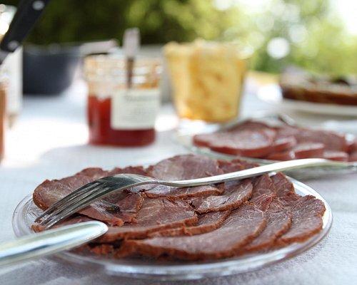 Dags att njuta av ekologiskt kött från betande djur