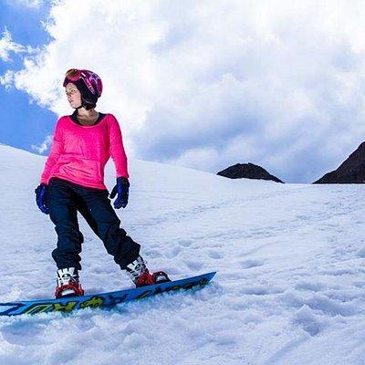 snowboard Bolivia