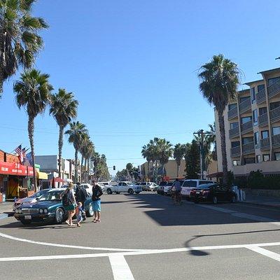 San Diego, zona de Pacific Beach