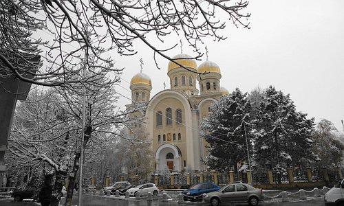Центральный собор Кисловодска