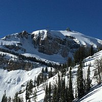 Rendezvous mountain, the tram and Corbet's
