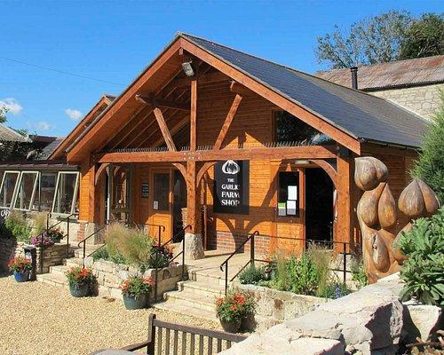 The Garlic Farm Shop