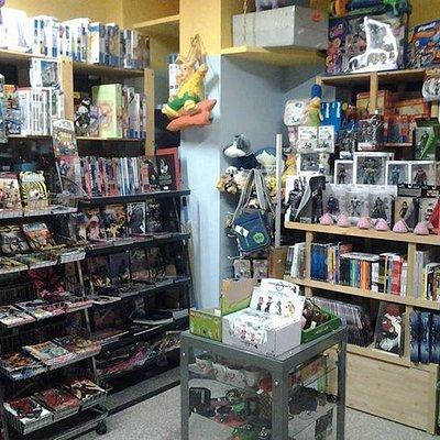 Uno scorcio del nostro negozio, piccolo ma accogliente!