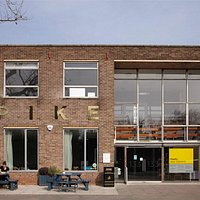 Contemporary art gallery, cafe and artist's studios. Free entry.