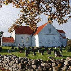 Tromøy Church, Tromøy Arendal