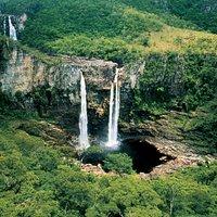 Saltos do Rio Preto - Ion Davi.