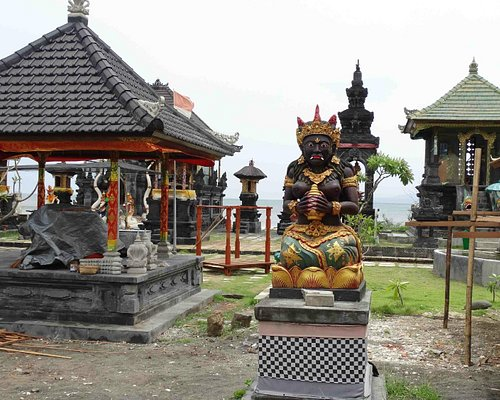 Padang Galak Templ - Pura Campuhan Windhu Sagara