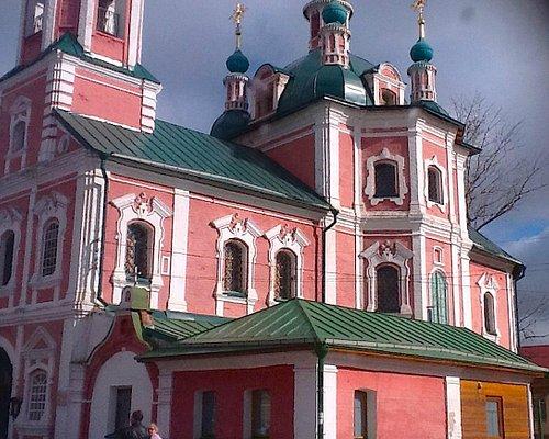 Pereslavl-Zalessky, St. Simeon's сhurch