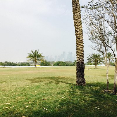 Al wakrah park during the day
