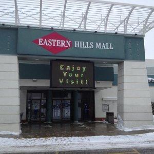 Eastern Hills Mall - entrance