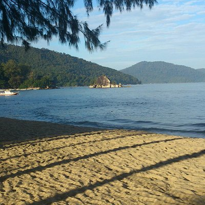 Looks nice, the Batu Ferringhi Beach