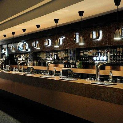 The Aquarium Bar