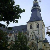 Sint-Quintinuskathedraal, Hasselt, Bélgica.