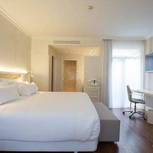 The Premium Room with Terrace at the NH Abascal