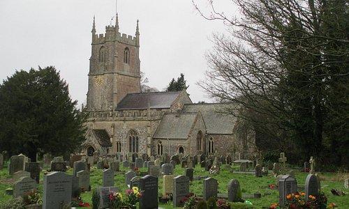 St James Avebury