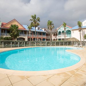 The Pool at the Alamanda Resort