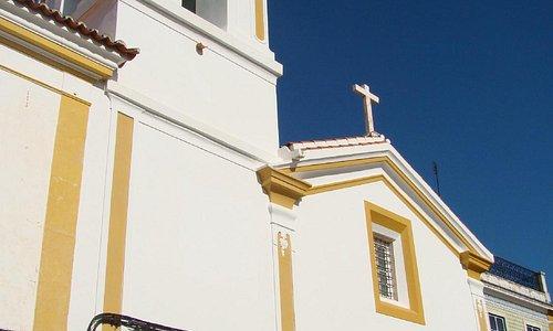 Vista da Igreja do convento de Santa Cruz